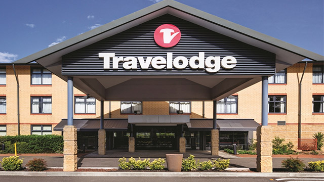 travelodge exterior