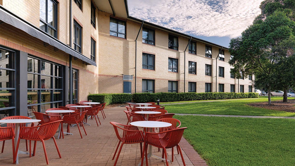 Courtyard Travelodge Macquarie North Ryde NSW