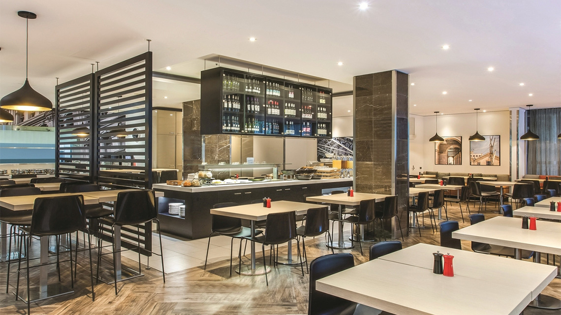 Restaurant Travelodge Wynyard NSW