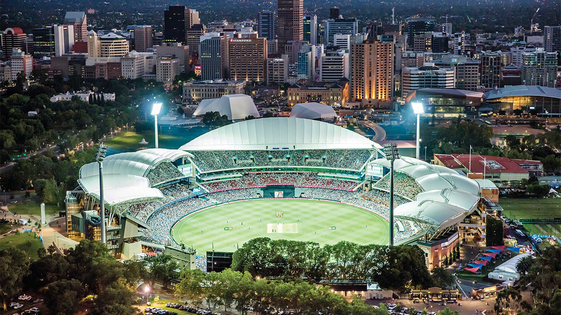 Cricket Stadium Adelaide my nrma locals guide