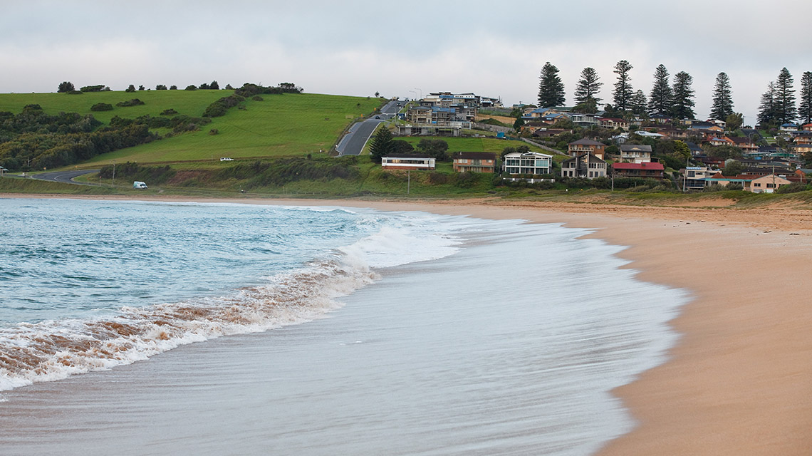 Gerringong Beach Berry NSW my nrma local guides