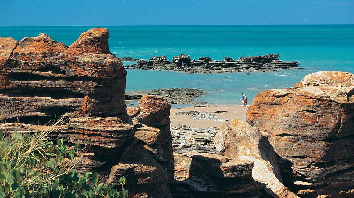Reddell Beach Broome my nrma locals guide