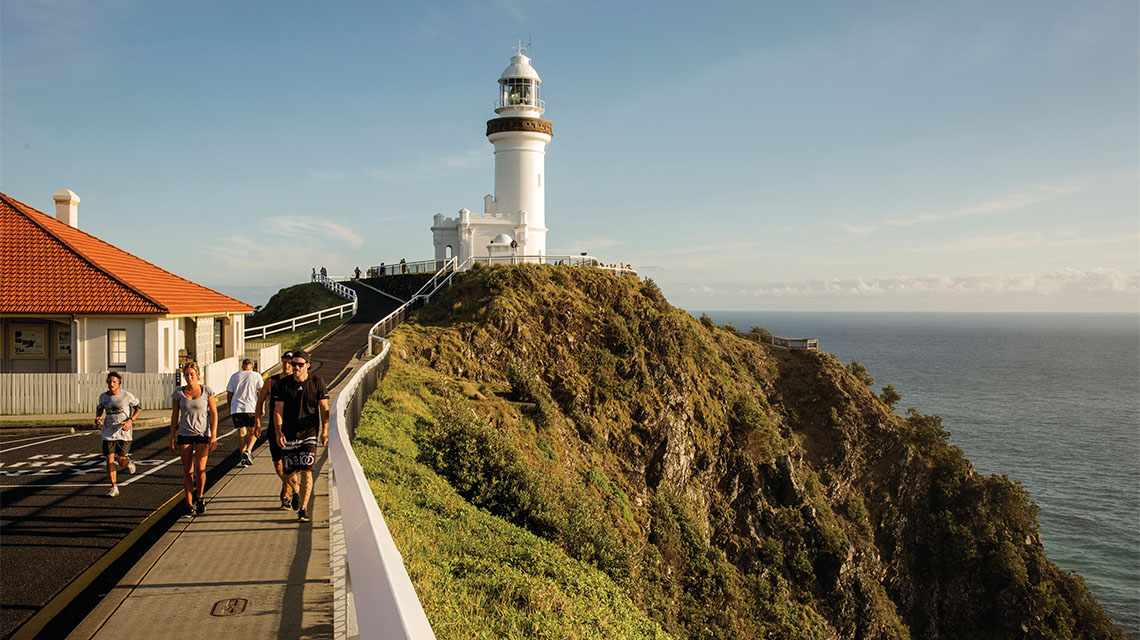 Lighthouse Byron Bay NSW my nrma locals guide