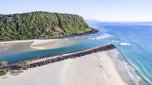 Burleigh Head National Park Gold Coast QLD my nrma local guides