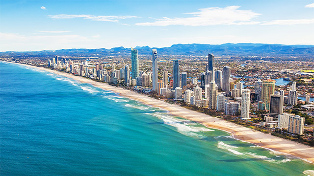 Surfers Paradise Gold Coast QLD my nrma local guides