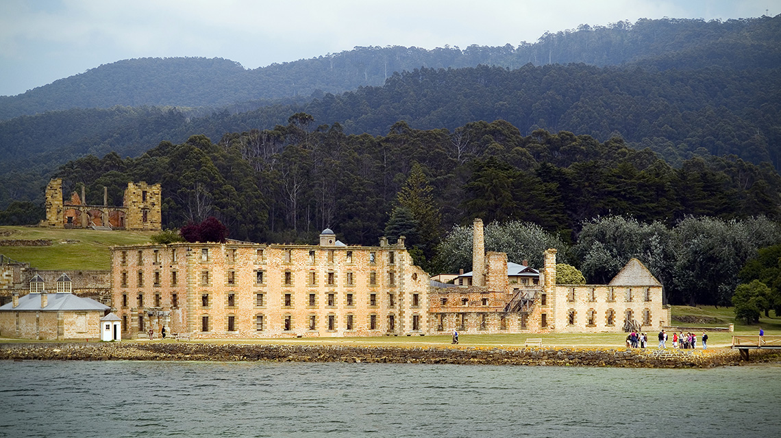 Pententiary Port Arthur my nrma locals guides