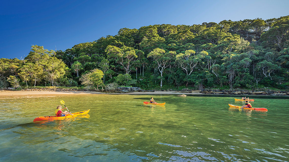 Pittwater Sydney my nrma local guides
