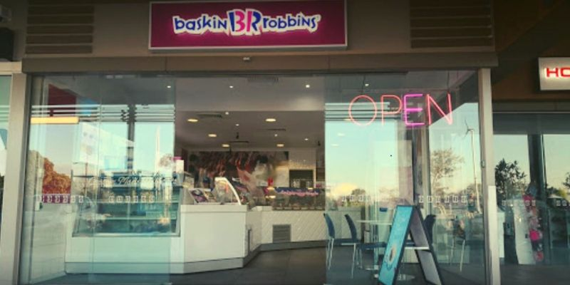 Baskin Robbins Ice Cream Newcastle