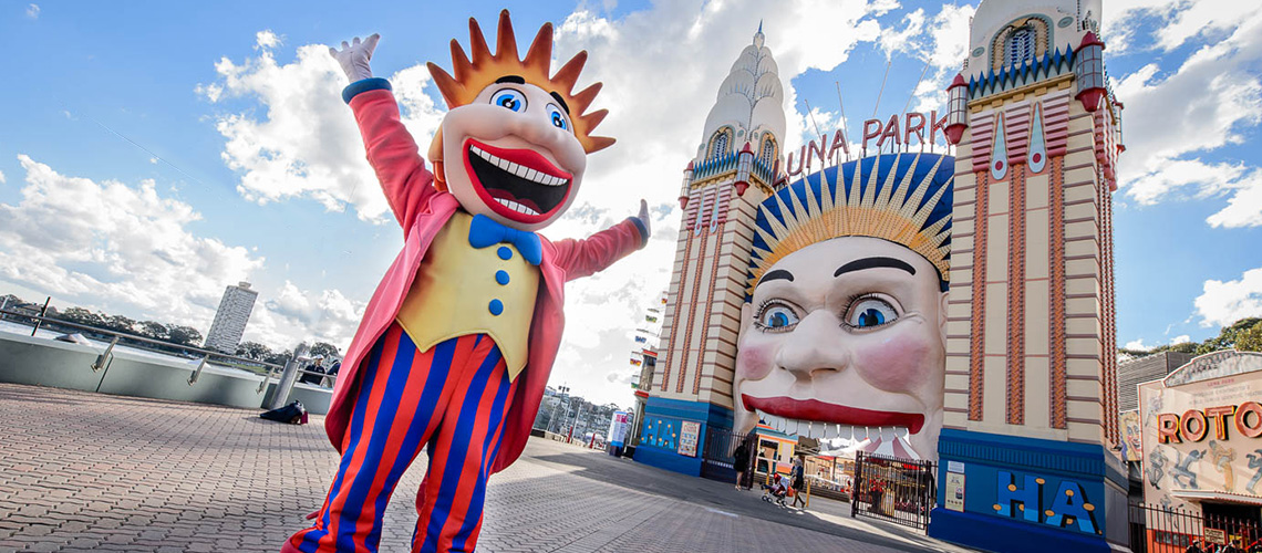 Member benefits discount tickets services and travel for Puerta 9 luna park