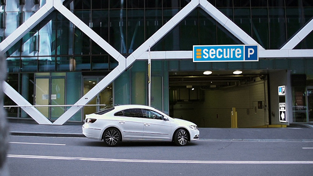 Secure Parking Member Benefits