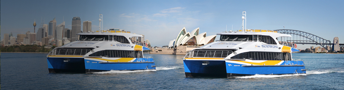 cruises from sydney my fast ferry