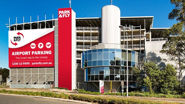 Sydney Airport parking promo code discount NRMA Blue Member discount