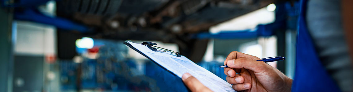 Vehicle Inspection - Pre Purchase Check