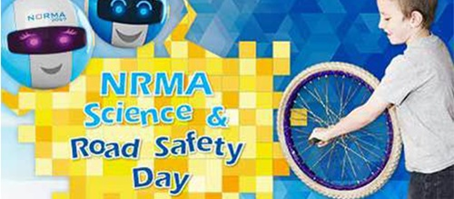NRMA science and road safety day