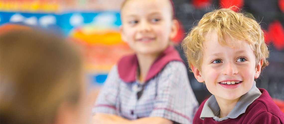 Primary education | The NRMA