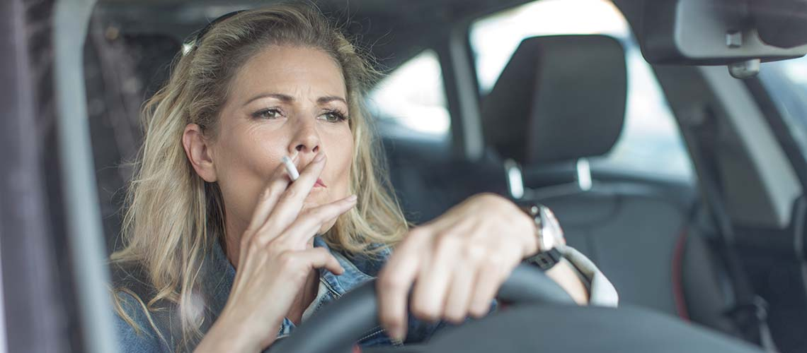 NRMA Is it illegal to smoke while driving