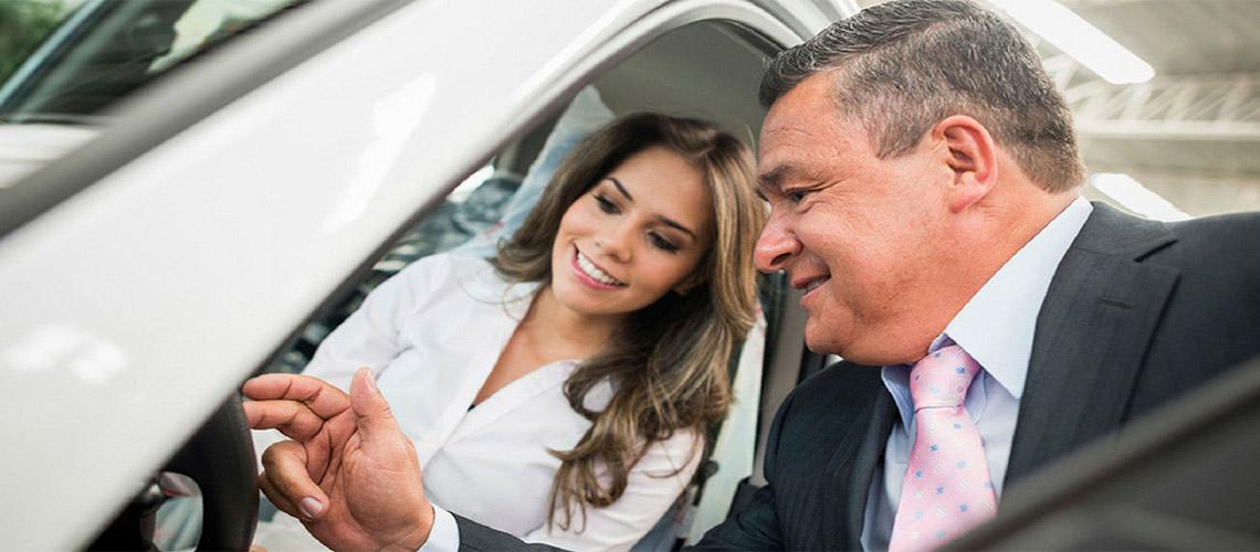 Dating a car salesman