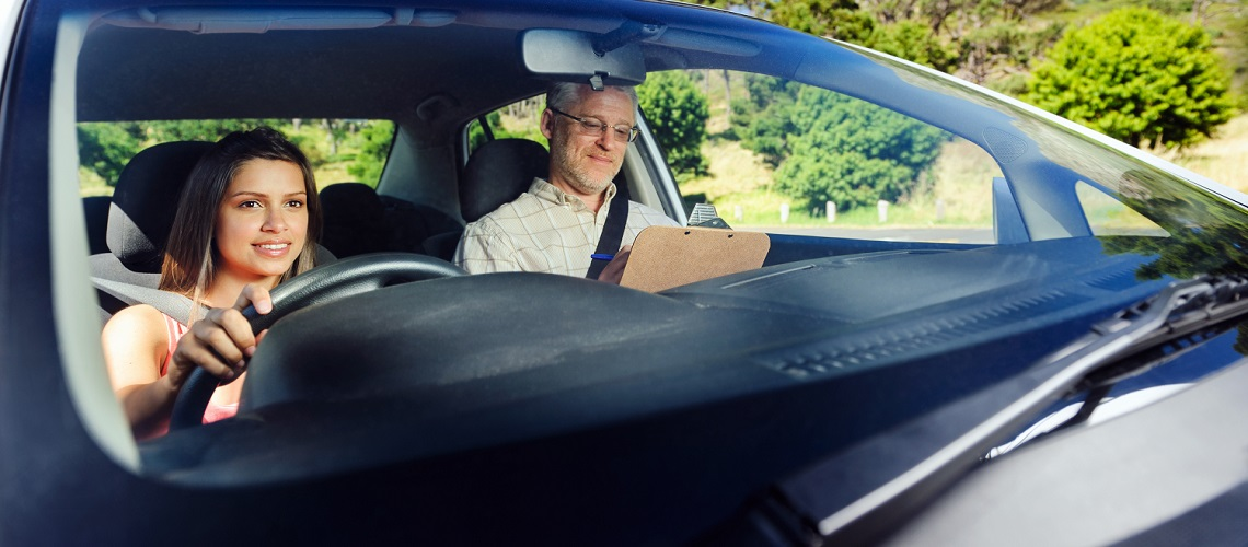 how to ask a driver instructor
