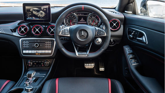 2016 Mercedes Benz Cla 45 Amg Luxury Cars Car Reviews The Nrma