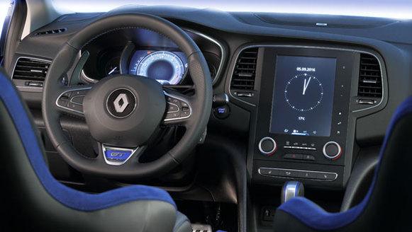 2016 Renault Megane Gt Small Car Car Reviews The Nrma
