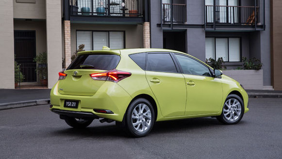 2015 toyota corolla ascent sport small car car reviews the nrma. Black Bedroom Furniture Sets. Home Design Ideas