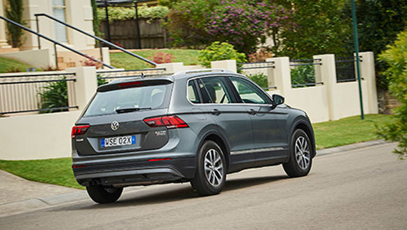 2016 Volkswagen Suv >> 2016 Volkswagen Tiguan Car Reviews The Nrma