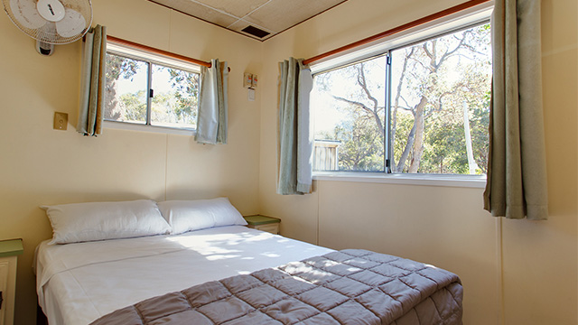 Cabin Grassy Head Holiday Park Macleay Valley Coast Holiday Parks NRMA Holiday Parks and Resorts NSW