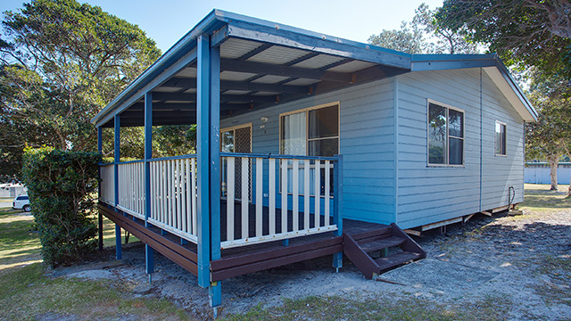Accommodation Hat Head Holiday Park NSW my nrma local guides