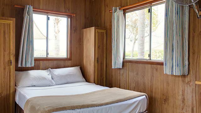 Cabin Stuarts Point Holiday Park NRMA Holiday Parks and Resorts NS