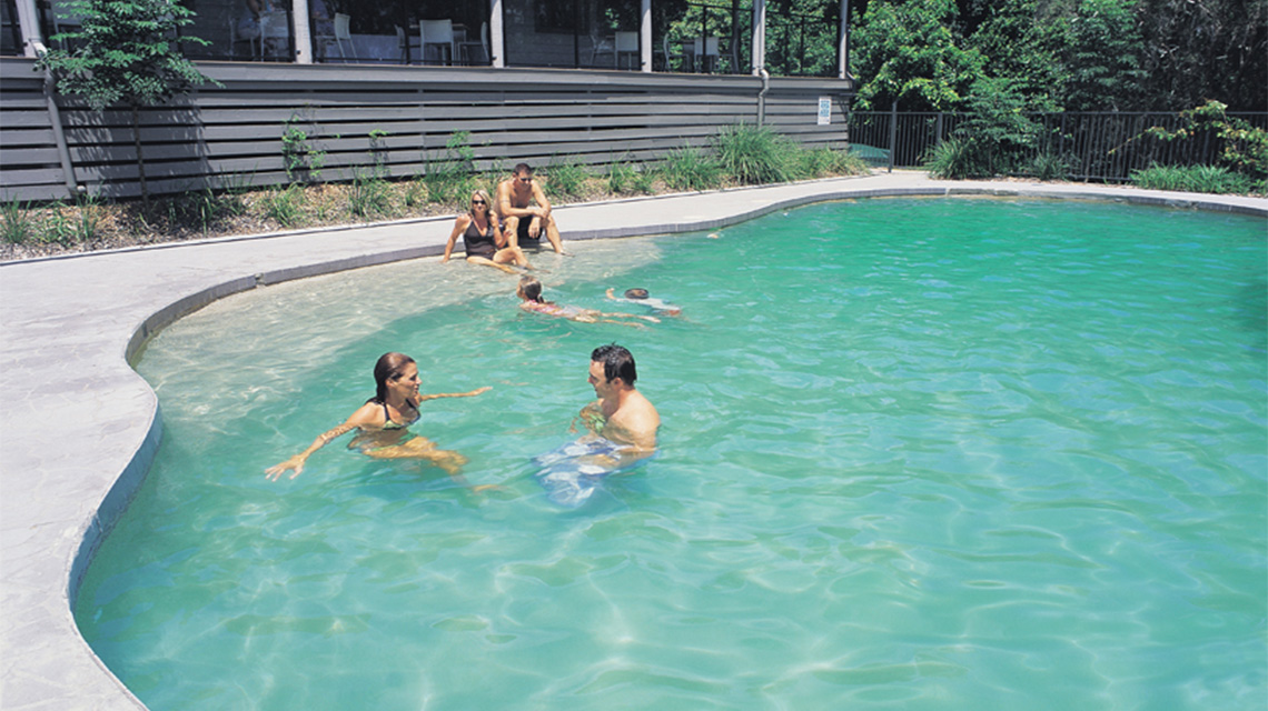Pool Myall Shores Holiday Park NRMA Holiday Parks and Resorts NSW