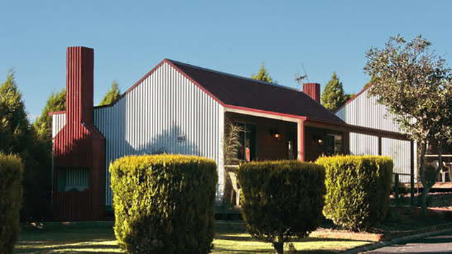 Miners Hut Bathurst Panorama Holiday Park NRMA Blue Member Discount