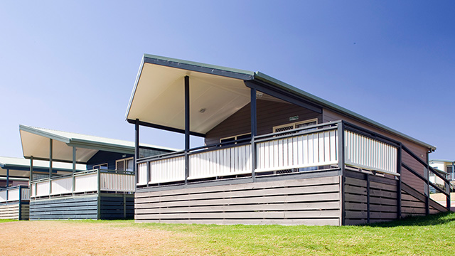 Exterior Merimbula Beach Holiday Park NRMA Holiday Parks and Resorts NSW