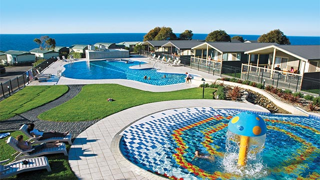 pools NRMA Merimbula Beach Holiday Resort NSW my nrma local guides