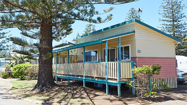 Exterior Port Macquarie Breakwall Resort NRMA Holiday Parks and Resorts NSW
