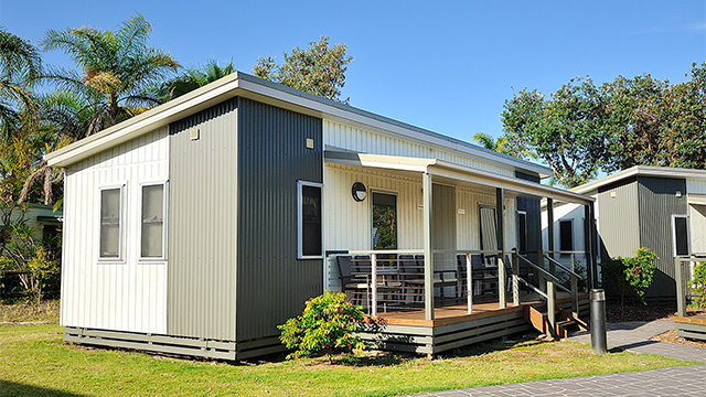 External Sydney Lakeside Holiday Park NRMA Parks and Resorts NSW