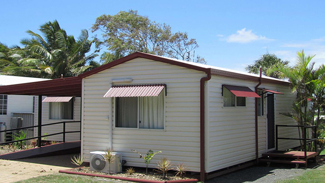 2 bedroom Cottage NRMA Capricorn Yeppoon Holiday Park