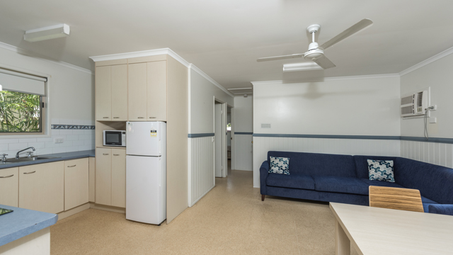 NRMA Woodgate Beach Holiday Park Deluxe Villa