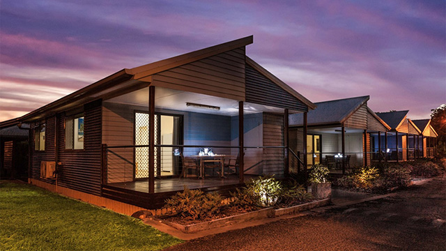 Woodgate Beach Holiday Park NRMA Blue Member Discount