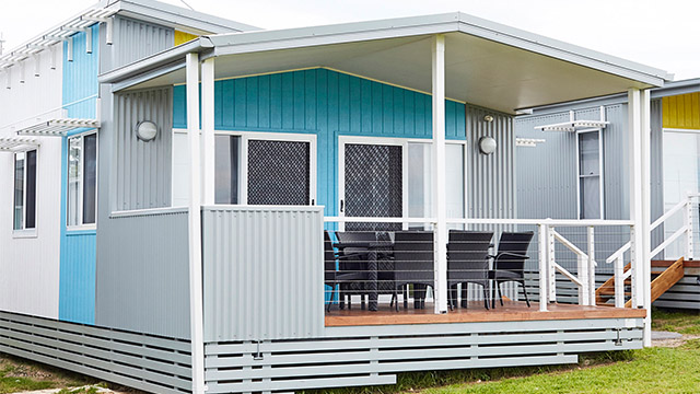 Exterior Victor Harbor Beachfront Holiday Park NRMA Parks and Resorts SA