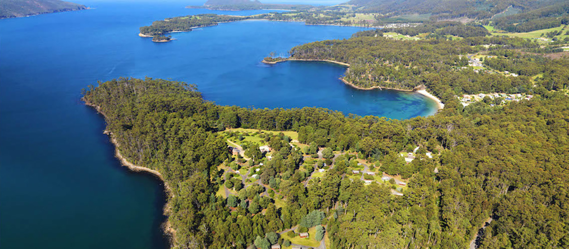 Port Arthur Holiday Park NRMA Blue Member Discount