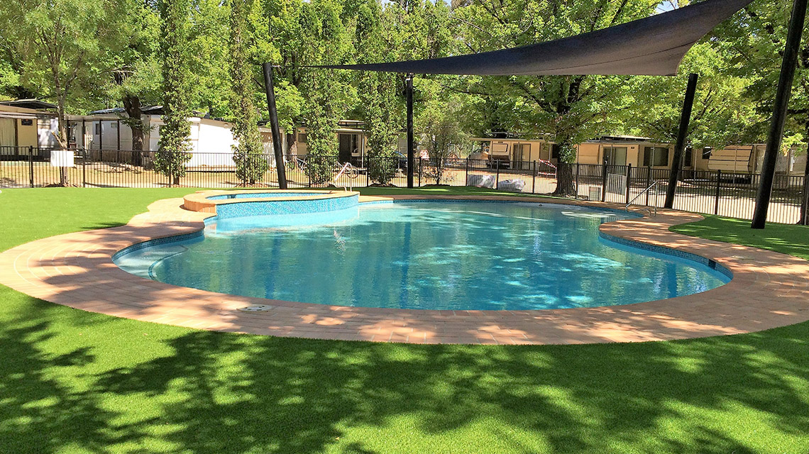 Pool Bright Holiday Park NRMA Parks and Resorts VIC