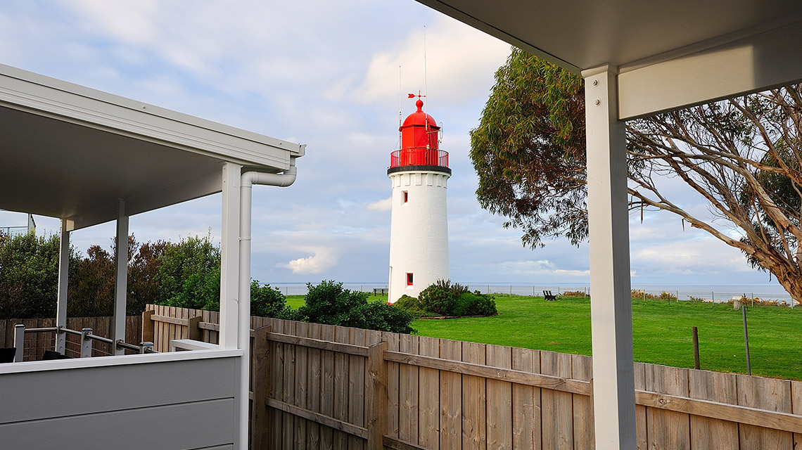 Lighthouse View Portland Bay Holiday Park NRMA Parks and Resorts VIC