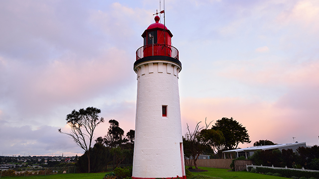 lighthouse Portland Bay Holiday Park Victoria my nrma local guides