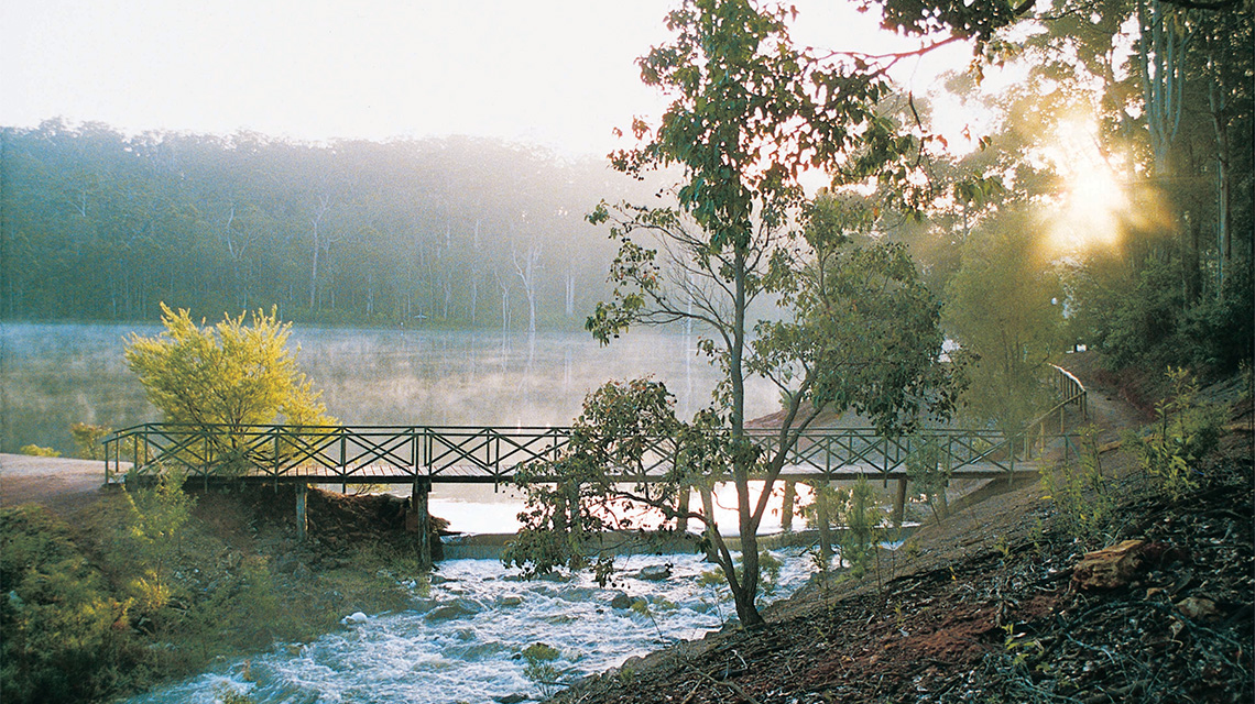 Karri Valley Lake