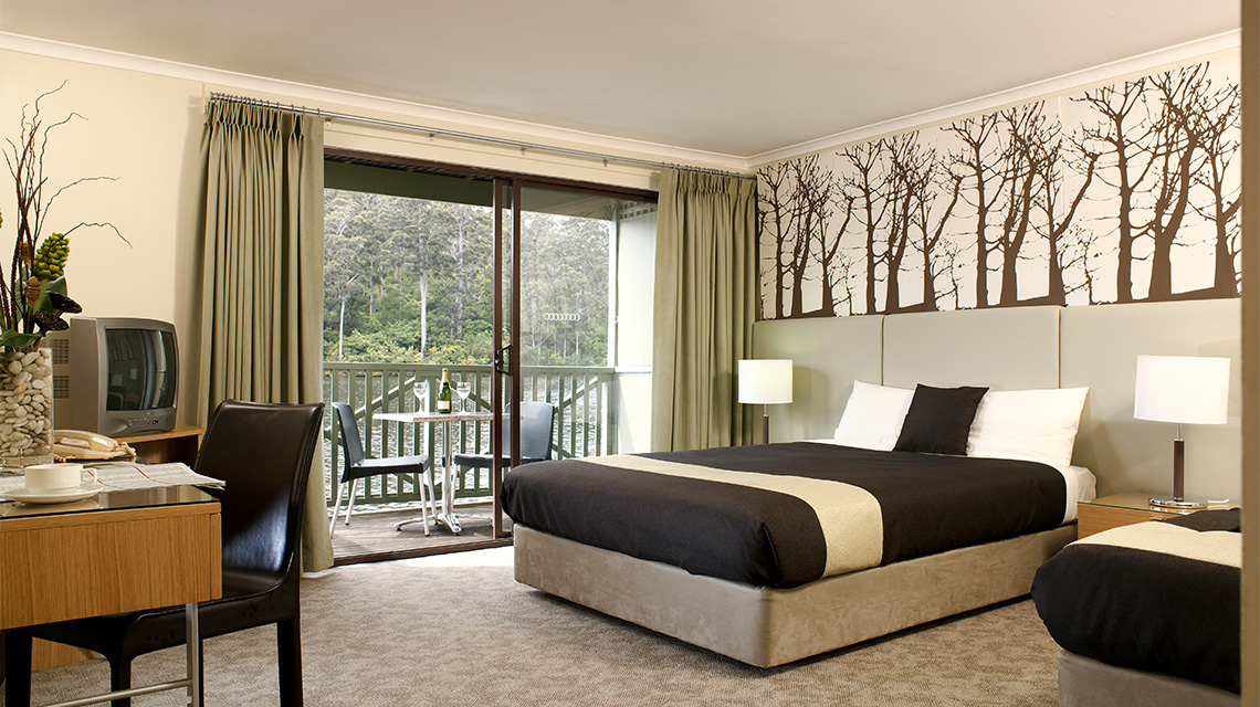 Lakeside Room Karri Valley NRMA Holiday Parks and Resorts WA