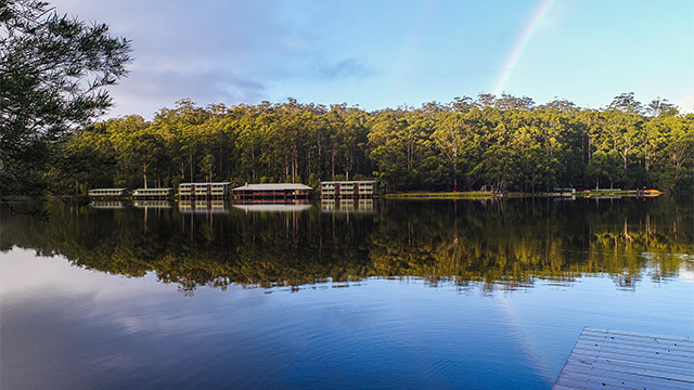 Lake Beedelup Karri Valley NRMA Holiday Parks and Resorts WA