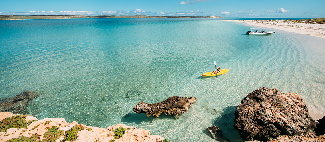 Dirk Hartog Island Monkey Mia Dolphin Resort my nrma holiday parks and resorts WA