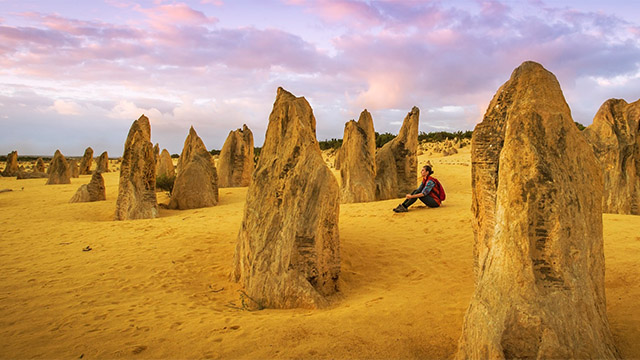 Nambung National Park RAC Cervantes NRMA Holiday Parks and Resorts WA