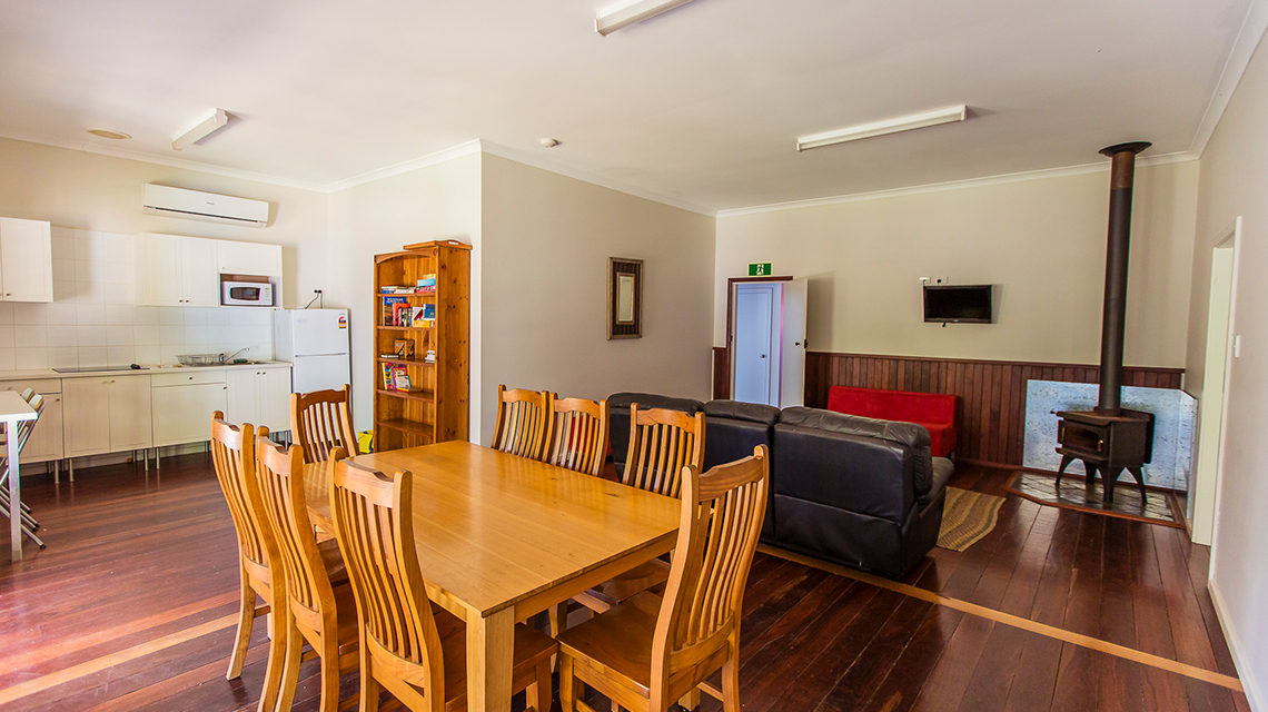 4 bedroom Eco Lodge RAC Margaret River Nature Park