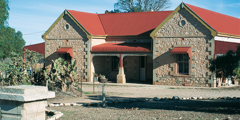 Balladonia Station Sydney to Perth ten days my nrma road trips